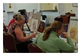 Advanced Icon Painting Workshop