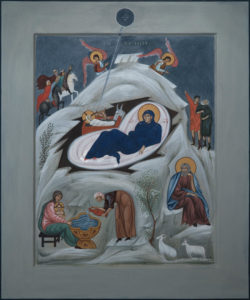 Icon Nativity of Christ