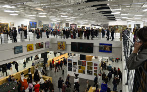 Exhibition 85 years of Saint Petersburg Union of Artists