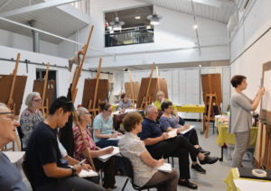 Icon workshops in Auckland and Melbourne
