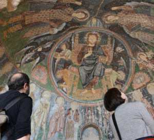 Frescoes of Hacli church, Cappadocia