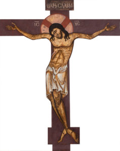 Contemporary Image of Crucifix