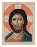Icon of Christ, 2017