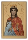 Icon of Saint Irina, 2016