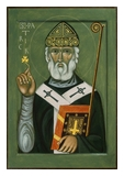Icon of st Patrick