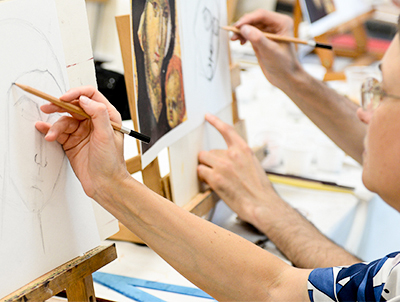 General Icon Painting Workshop
