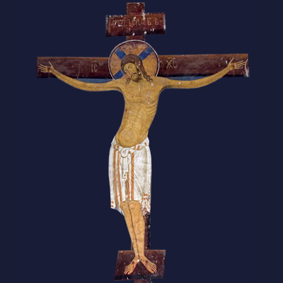 Extended Icon Painting Workshop - Crucifix