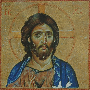 Icon Painting Workshop in St Helen's Church, Abingdon, Oxfordshire, UK